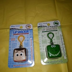 Lot Of Toy story Limited Edition Lipsmackers New
